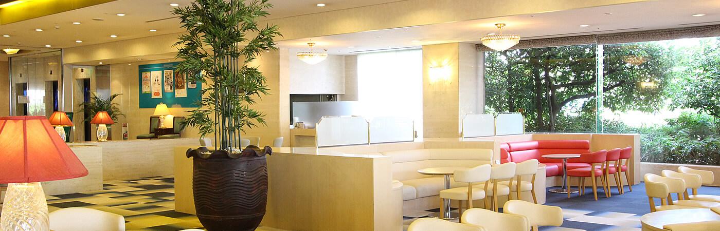 館内設備|衣浦グランドホテル