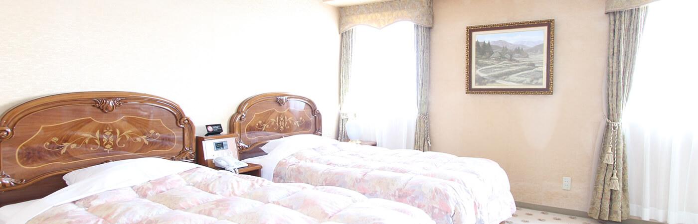 客室のご案内|衣浦グランドホテル
