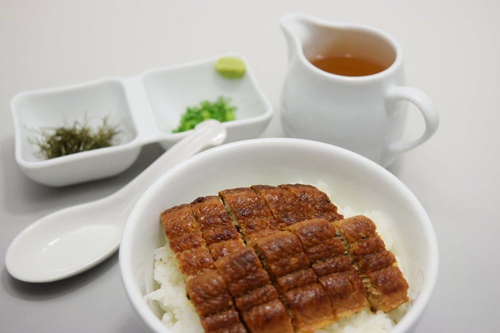 『今月の和食』三河一色産 鰻丼